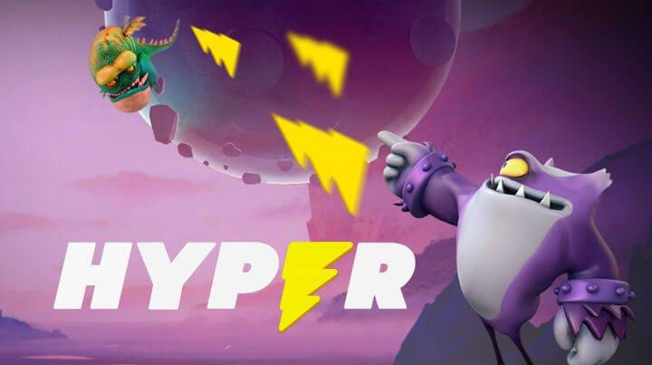 hyper casino free spins online