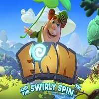 Image of Finn and The Swirly Spin by Netent
