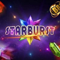 image of non gamstop Starbust slot machine