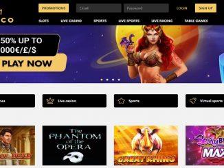 24 Monaco Casino Homepage