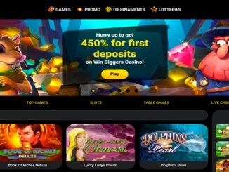Win Diggers Casino