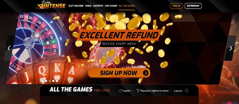 Casino Intense